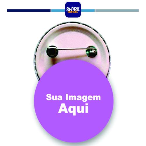 Botons Americanos Personalizados 3,5 cm