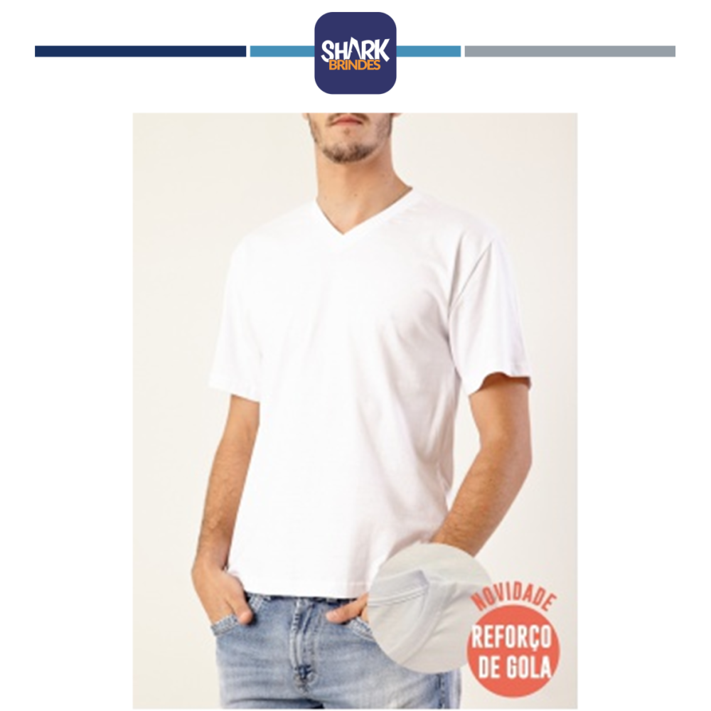 Camiseta Personalizada Gola V