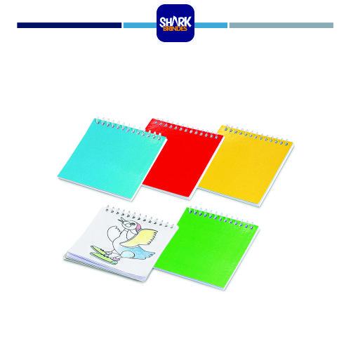 CUCKOO. Caderno para colorir